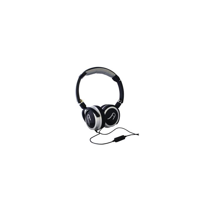 Casque audio dj mains libres up`styl avec fiche 3.5mm dj phone amarina micama00027b