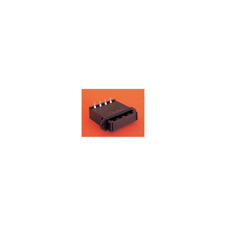 Bulgin bx0027 4 batería acoplador r6