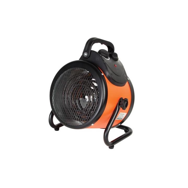 Convecteur chauffage ventilateur industriel 2000w ehi2kw souffleur chaleur magasin entrepot stockage
