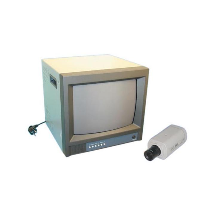 Videouberwachung pack monitor und kamera in farbe audio und video videouberwachung system technologie gegen diebstahl