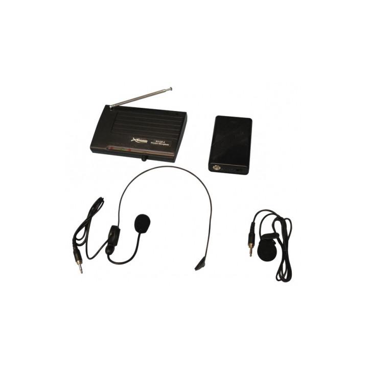 Micro inalámbrico hf hq xsound xsmp2 fe 204,0 mhz sonido sonido de la música karaoke somicro xsmp2