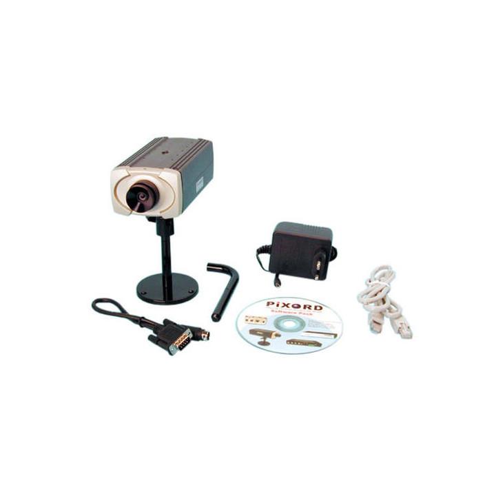 Netzwerkfarbekamera mit ip adresse 12v 1 3'' videouberwachung farbkamera fur netzwerk