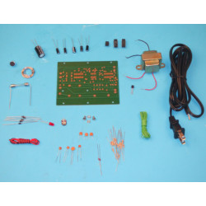 Electronic alarm baby monitor telephone tapping 110v assembly kit home burglar