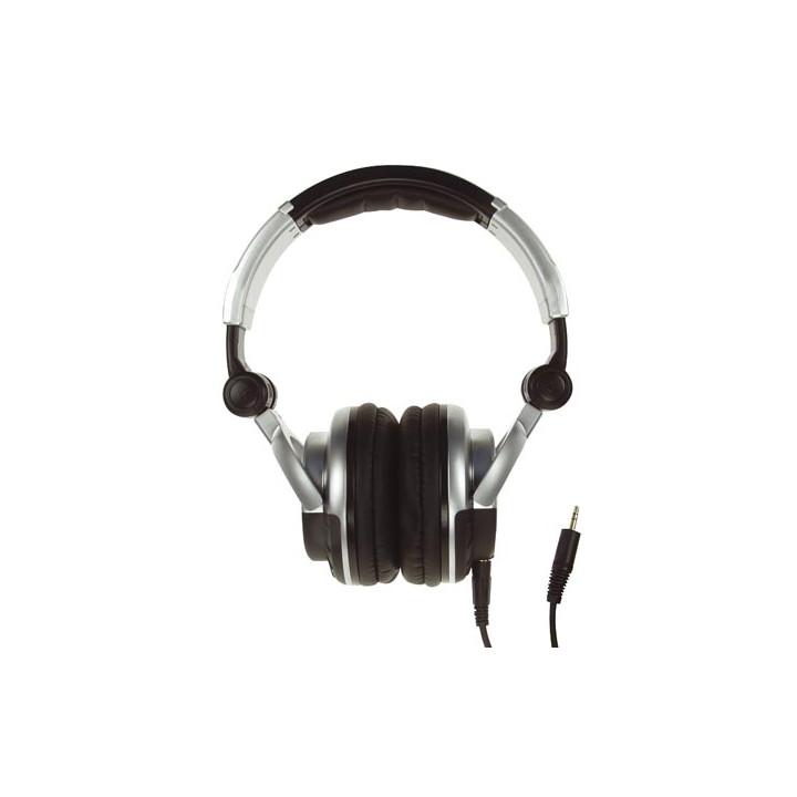 Casque d ecoute stereo professionnel pour dj hpd15