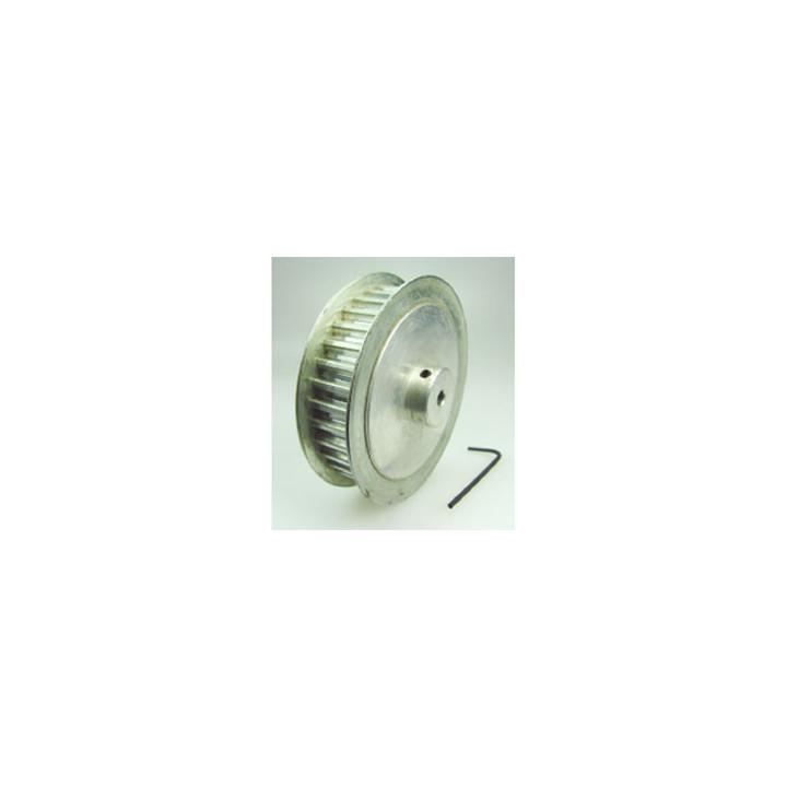 Puleggia 35 denti in alluminio 4 millimetri di fresatura cnc asse modificata struttura del telaio qumfa919d12 mobili