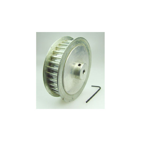 Pulley 35 teeth aluminum 4mm axis cnc milling modified frame structure qumfa919d12 furniture