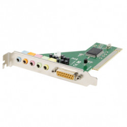 5.1 sound card pci soundcard