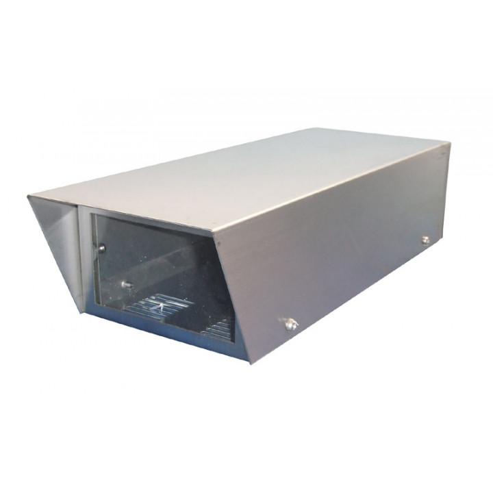 Wasserdichte kiste fur videokamera ip64 330x125x80mm ohne thermostat
