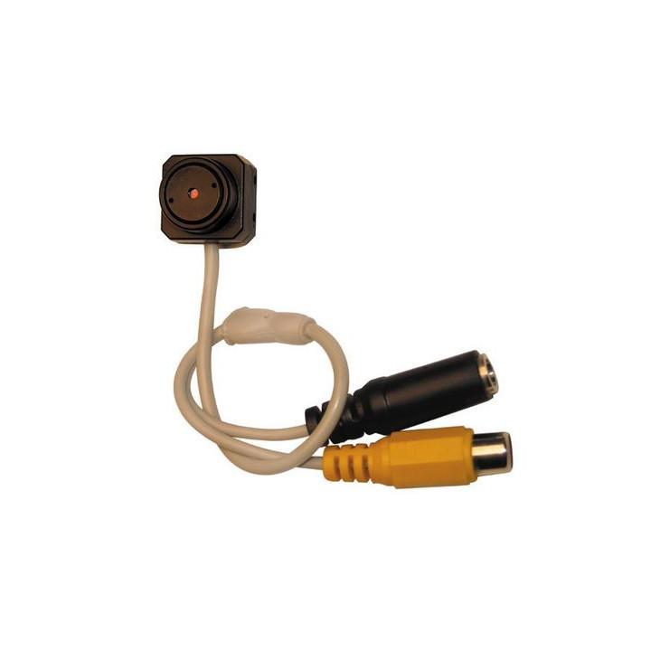 Farbe kamera video objektiv 3.6mm 92° spionkamera extra kleine spion kamera sehr diskret zuruckhaltend kamera