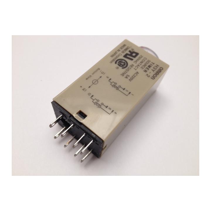 Timer relay h3y-2 h3y 250v 5a 60sec 60s ac220v