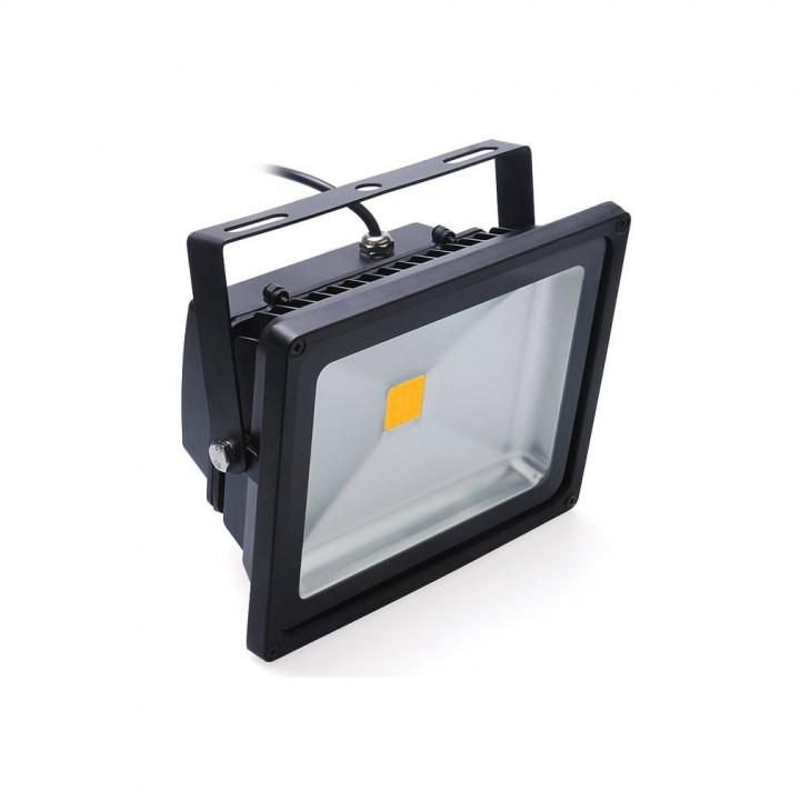Proyector llevado 20w punto de luz blanca fría smd 110v 220v ip65 de la lámpara al aire libre