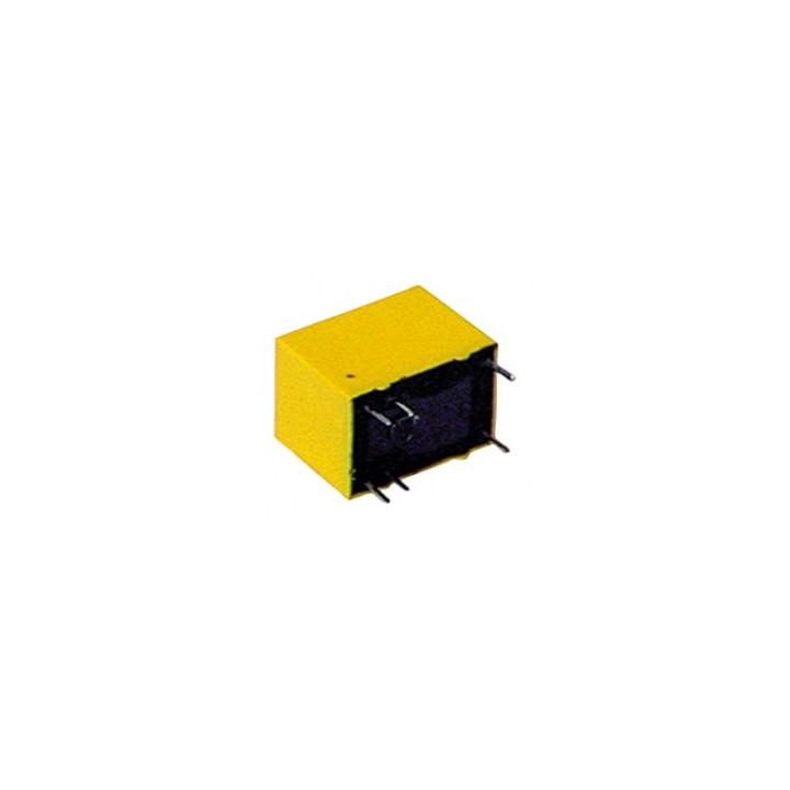 Relais miniature étanche nxe 12v cc 1 rt 1a/120vac rlnxe12 pas 2,54 mm 16x11x11,5mm