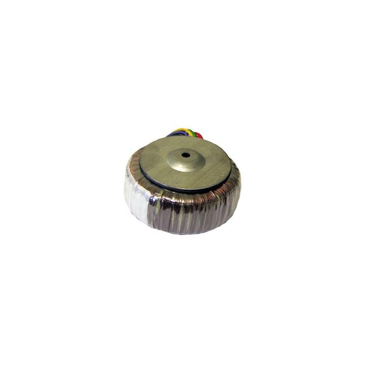 200va toroidal transformer 2x18v dim: 110 x 42 mm ce compliant (en 60742 + cca) ref: altrt200va218v