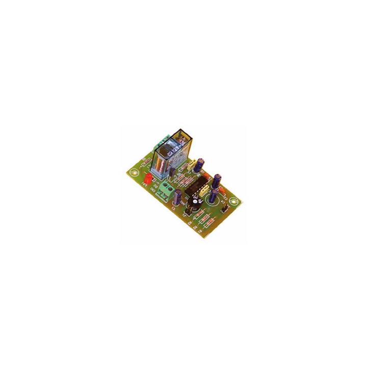 Cebek i-36 module minuterie retardateur 12v temporisation 1 sec à 3 min 180 secondes temporisateur