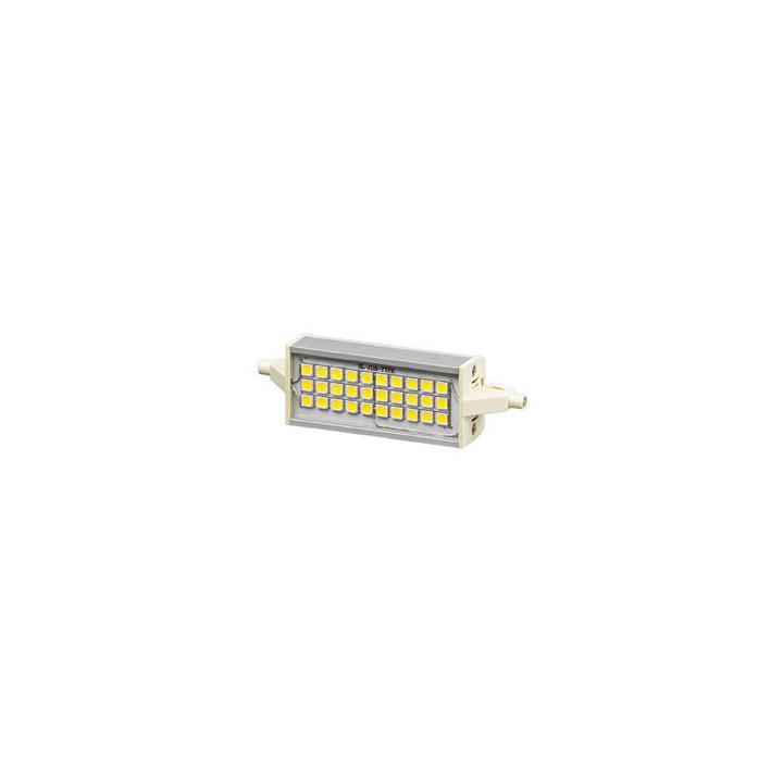 5050 lampada a led per il proiettore di base 118 millimetri r7s 8w > 2900 lm 50w 230vac 675 ° k ref: elev30424r7s