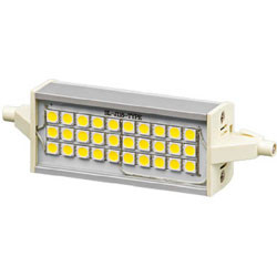 5050 led lamp for projector base 118mm r7s 8w > 2900 lm 50w 230vac 675 ° k ref: elev30424r7s