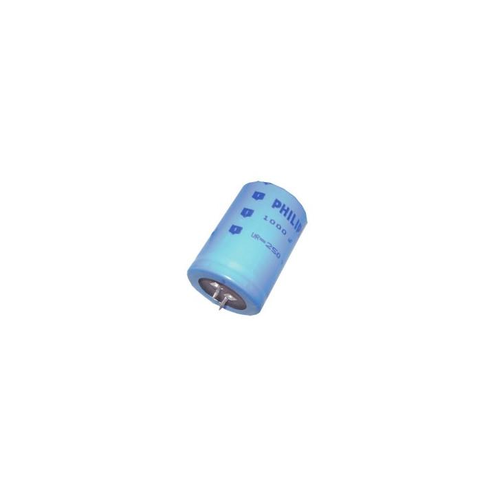 10.000 uf kondensator snap 40 vdc dim: 30 x 40 mm ref: cdchrsi40v10kmf