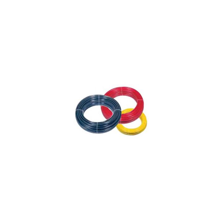 Duct pvc black 9.25mm inside: 8 mm length: 25 meters temp: -20 ° c to +90 ° c ref: fises08010012n