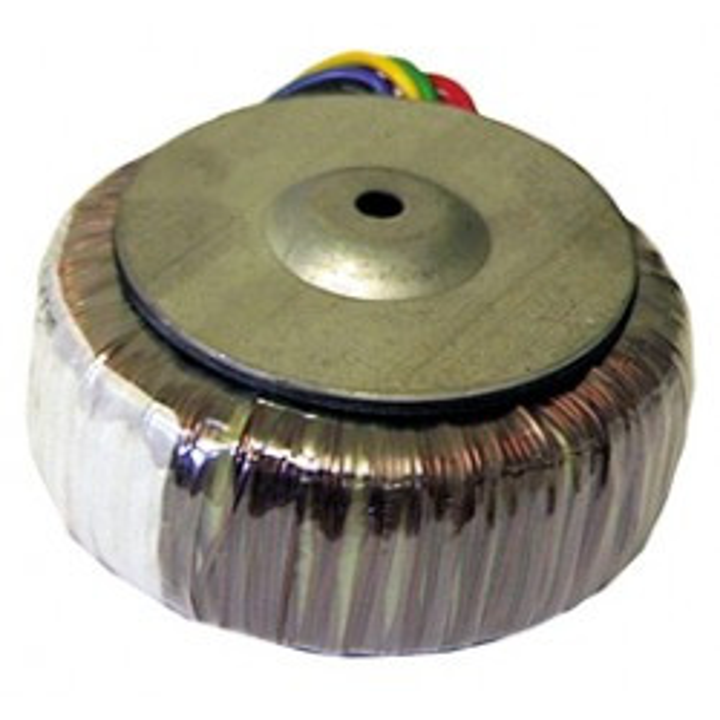 65va transformador de anillo / 2x12 / 2x2.7a dim: 80 x 36 mm marca ce (en 60742 cca). altrt65va212v