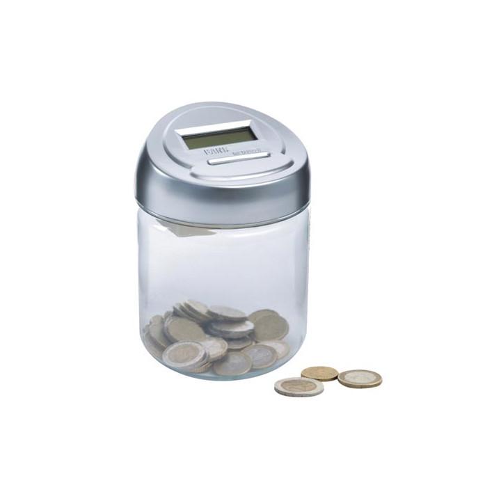 Hucha contable digital cdet1 contador moneda euro cdet1