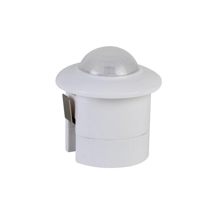 Detector de movimiento por infrarrojos sensor pir 300w 220v ø28mm construido pir40