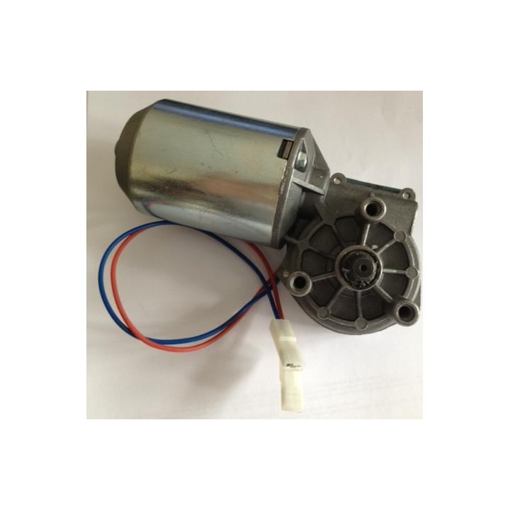 Moteur motoreducteur 101648fc-24vcc-120tr/mn pour automatisme porte basculante top60
