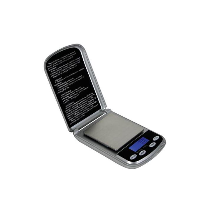 Bilancia elettronica tascabile portatile pesa 500g vtbal16 determinazione del peso 0.1g oggetti di piccole dimensioni