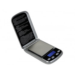 Electronic pocket scale 500g vtbal16 laptop weighs 0.1g weight measure small objects