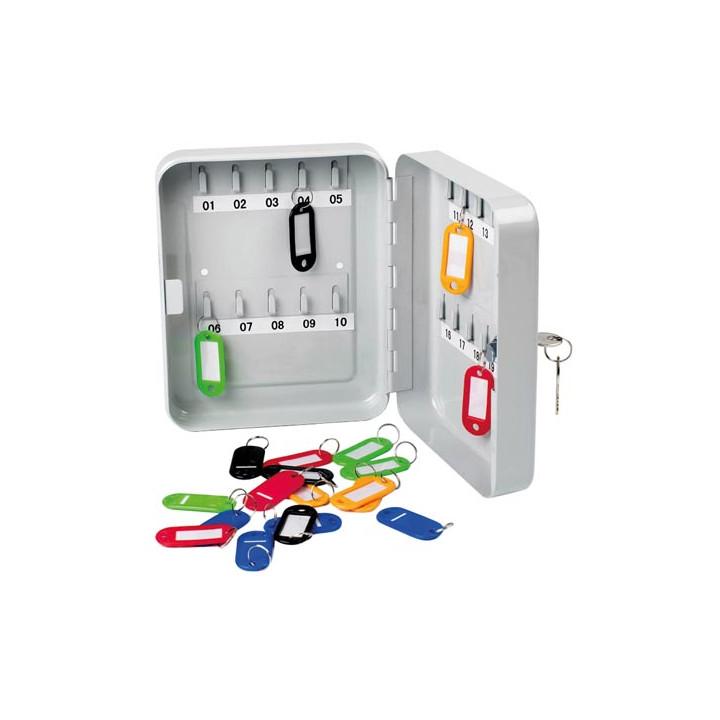 Cabinet door storage cabinet 20 key safe security protection skc01
