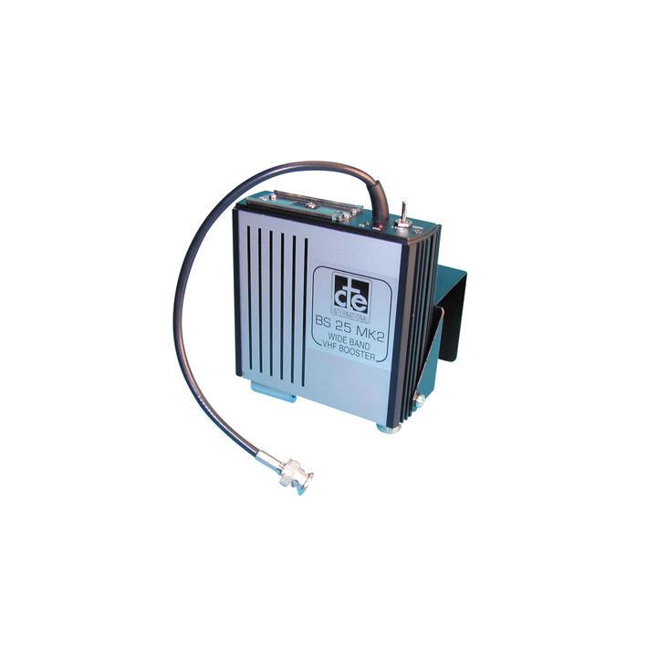 Amplificatore 144mhz 25w 12vcc + amplificatore per radiotrasmittente gv16 sonorizzazione