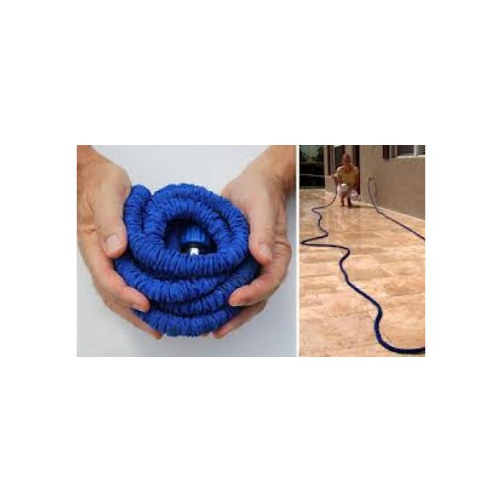 Flexibler schlauch gartenschlauch x 15m einziehbare fährt xhose eigenen hausgarten
