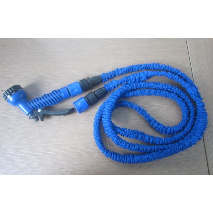 Tuyau d arrosage extensible xhose style gardena © 15m pistolet arroseur pocket stretch hose