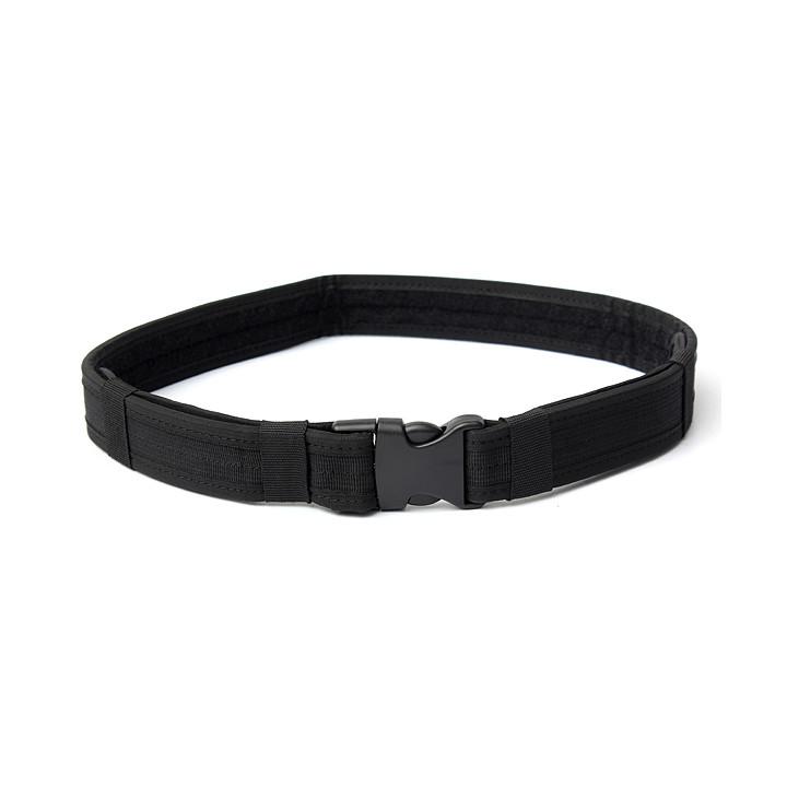 1.5 inch Adjustable Black Tactical EMT Security for Police SWAT Duty Web Utility Belt