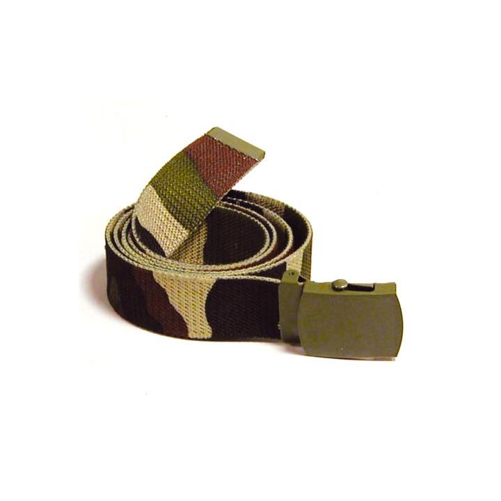 Fibbia cachi camuffamento difesa esercito polizia militare cintura militare
