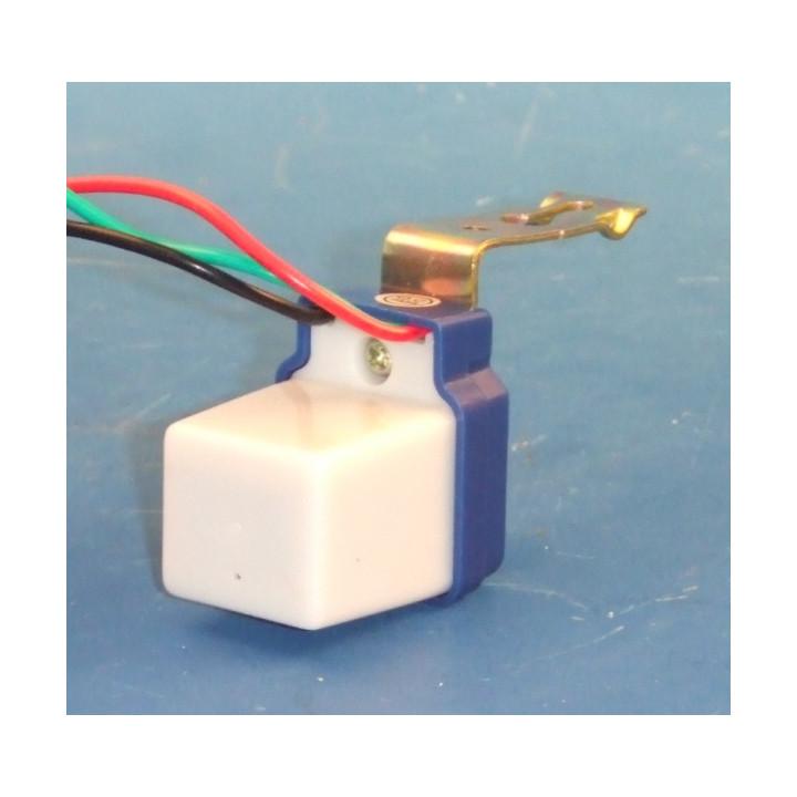Passa crépusculaire fotocellula interruttore elettrico 220vca