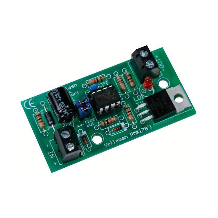 Module de clignotement pour troisième feu stop mk178 à led ou à ampoules