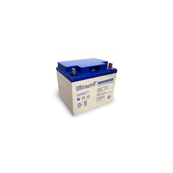 Rechargeable battery 12v 40ah rechargeable battery lead calcium battery rechargeable