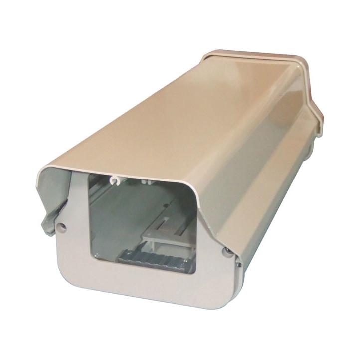 Caja hermetica con termostato 220v 142x104x386mm cajas exteriores hermeticas camaras videos vigilancia video