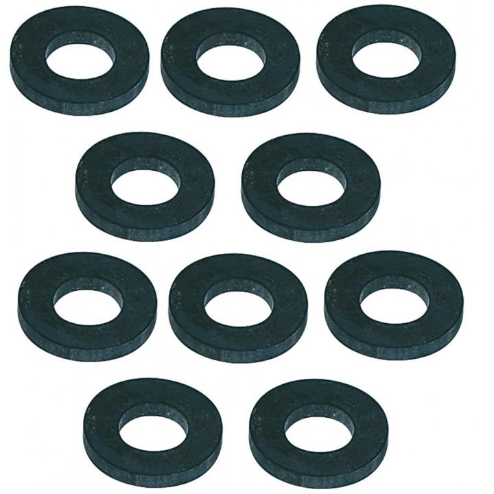 10 wohnung gummidichtung 20/27 3/4 zulaufschlauch wasserschlauch erweiterbare x gardena bewässerung