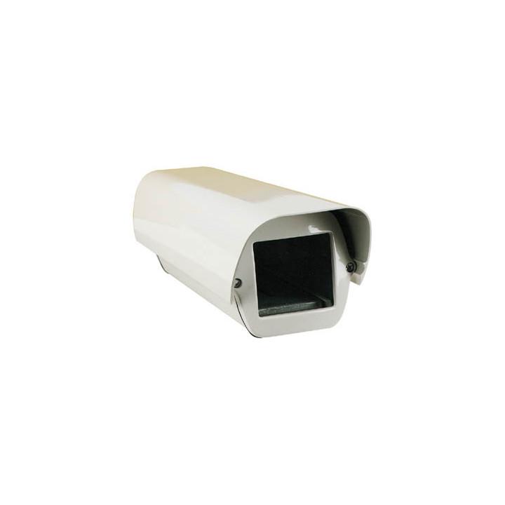 Caja hermetica con termostato y ventilada 220v 118x107x410mm camwh3 caja exterior hermetica video hermeticas