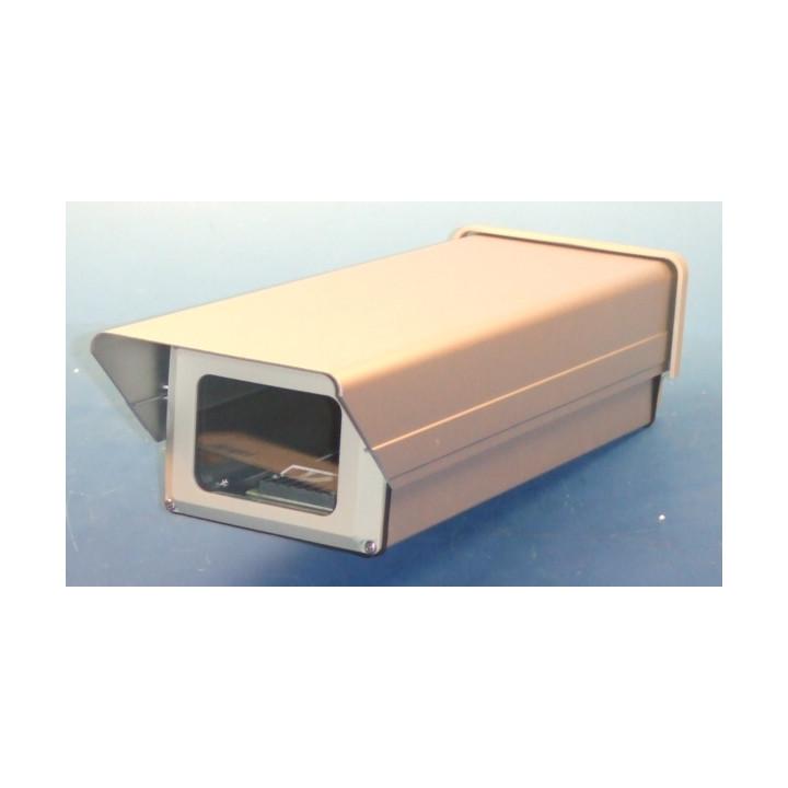 Caja hermetica con termostato y ventilada 220v cajas exteriores hermeticas