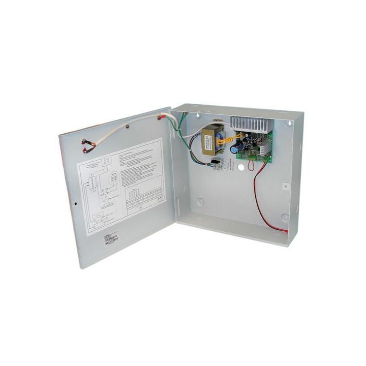 Cargador electronico automatico bateria recargable 220vca 27.6vcc 1a (cofrecillo) cargadores electronicos automaticos