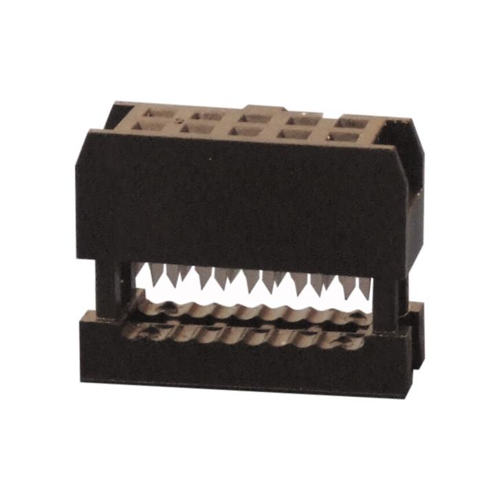 Buchse verbindung mit 10 pine zu verklammern
