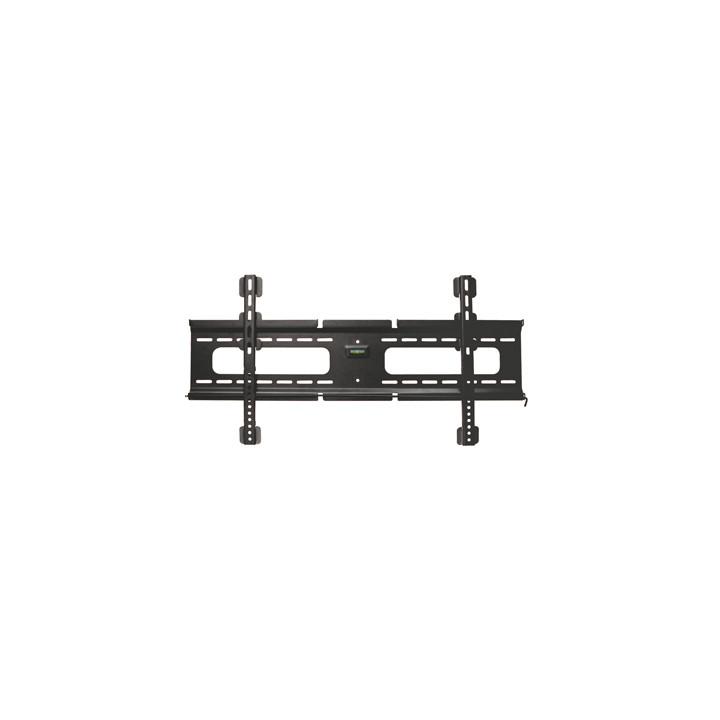 Wandhalterung für flachbildschirme 37-63 zoll 75 kg schwarz