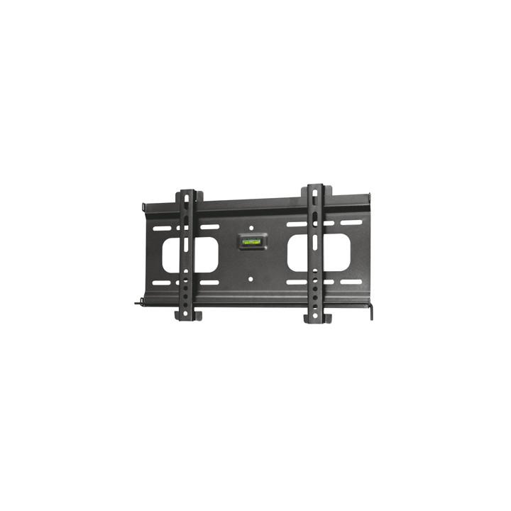 Montaggio a parete del led / lcd / plasma 23-37 pollici peso capacità 75 kg nero