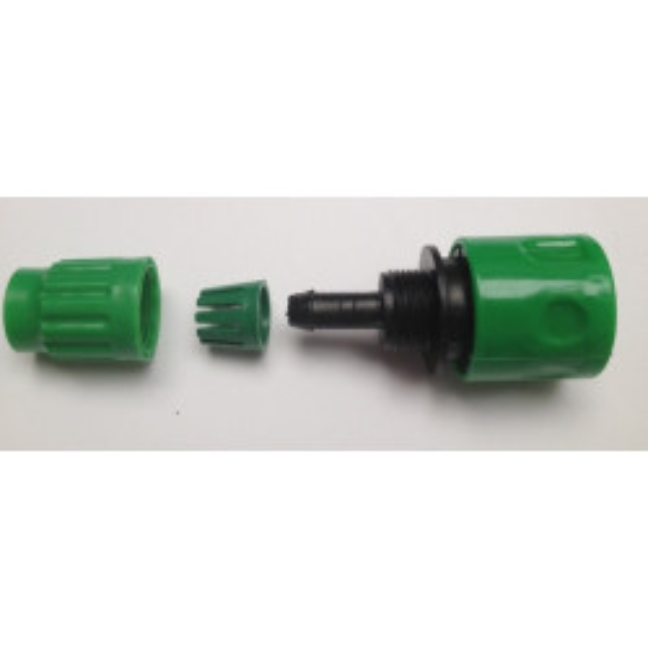 Gardena quick connect snap connector for hose extensible hose8fr hose15fr hose23fr watering