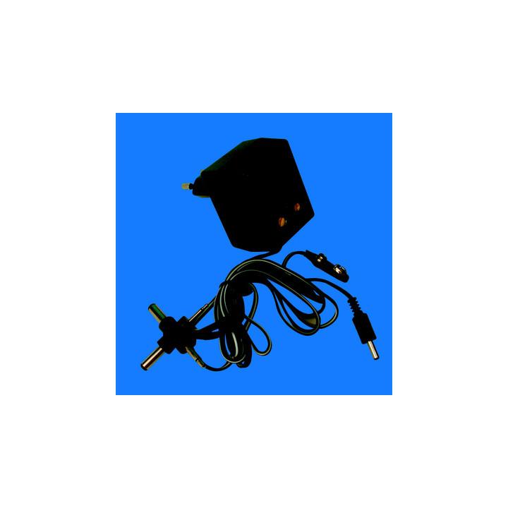 Cargador electronico automatico bateria recargable 220vca 1.2 12vcc 50 100ma cargadores electronicos alimentacion