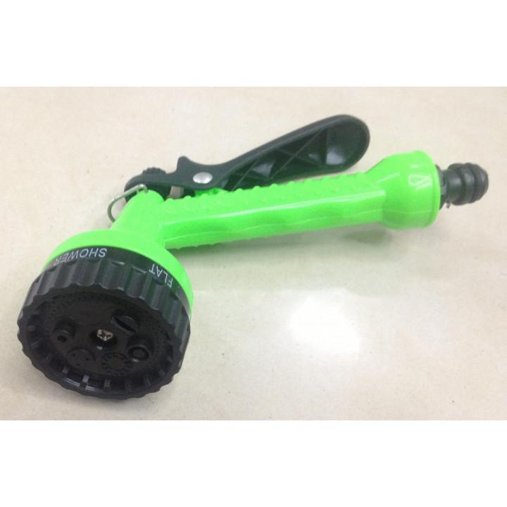 Pistolet d arrosage style gardena © multifonction 4 jets pour tuyau extensible hose brumisateur