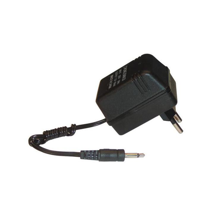 Cargador electronico 220v 7.2vcc 7,2v 150ma por porra matle matlep matme nicke