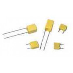 Capacitor polyester lcc milfeuil 1.8 nf cdmil1nf8
